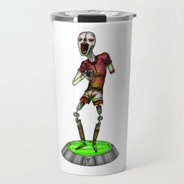 Harlequorg Travel Mug