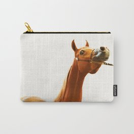 horse collection. arabian red Carry-All Pouch
