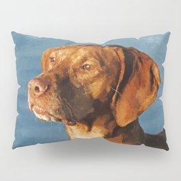 Vizsla dog - Hungarian hound Pillow Sham