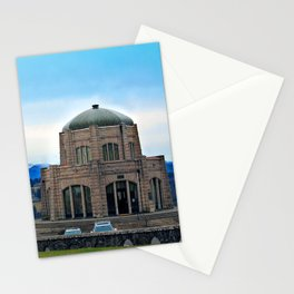 Vista House at Crown Point Stationery Cards