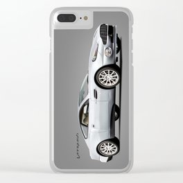The Vanquish Clear iPhone Case