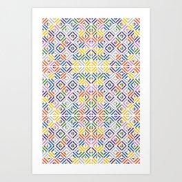 16.2 Art Print