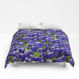 Texas Bluebonnets Comforters