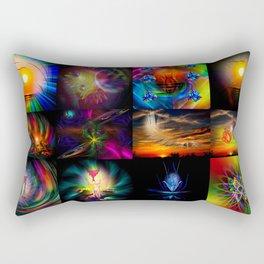Collected Works Rectangular Pillow