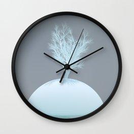 LUXURY DESOLATION II Wall Clock