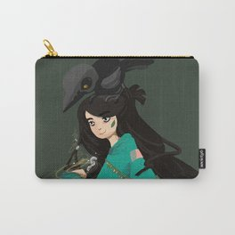 Kleptowitch Carry-All Pouch