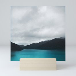 The Waters And The Wild Mini Art Print