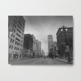 Grand River Drive Metal Print