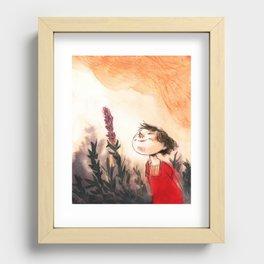 Summer Recessed Framed Print
