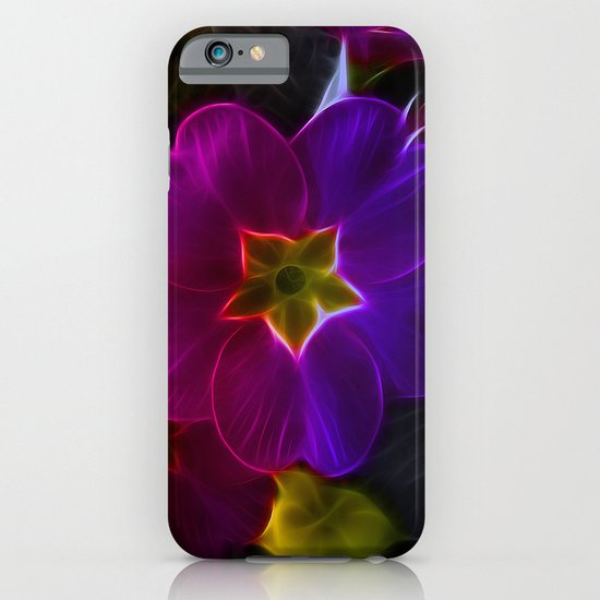 Primula Rainbow iPhone & iPod Case