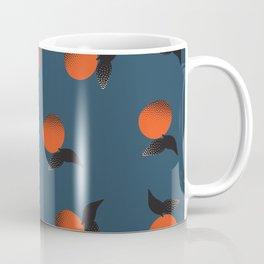 Happy Oranges Coffee Mug