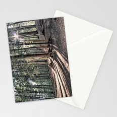 Fingers of Shadows Stationery Cards