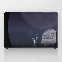 yolo iPad Cases featuring YOLO? by Trackfighter