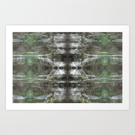 Fjordland 1 Art Print