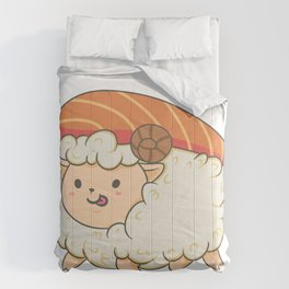 The Sheep Sushi Comforters