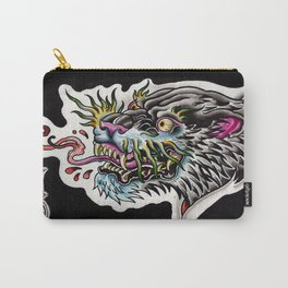 panther tongue Carry-All Pouch