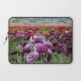 Ranunculus Field Laptop Sleeve