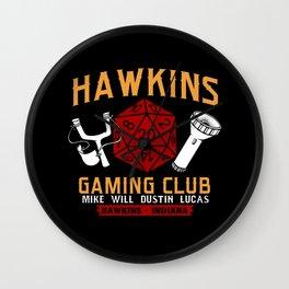 Gaming Club Wall Clock