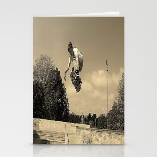 Adam Lindles Stationery Cards