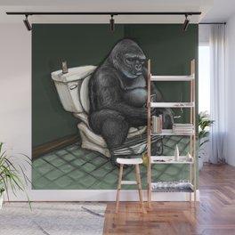 gorilla Wall Mural