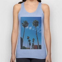 Palm Walk ASU Unisex Tank Top