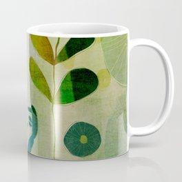 Yellow garden Coffee Mug
