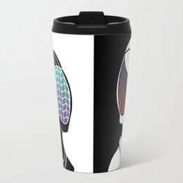 PatternFace I Travel Mug
