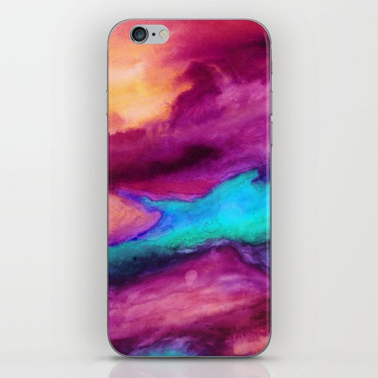 The Tide iPhone & iPod Skin