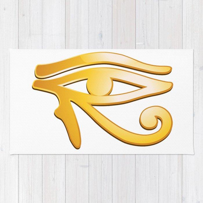 Eye of Horus Rug