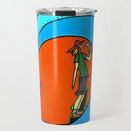 tarp surf Travel Mug