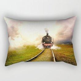 Chuu Chuu Train Rectangular Pillow