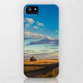Grain Elevator 15 iPhone Case