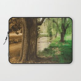 Nature Old to New Laptop Sleeve