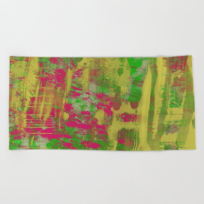 Abstract 12A.3 Beach Towel