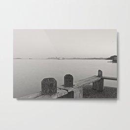 Sausalito views Metal Print