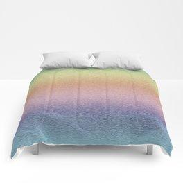Rainbow Glaze Comforters