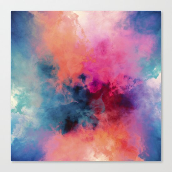 Temperature Canvas Print