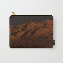 Desert Alpenglow - II Carry-All Pouch