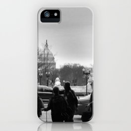 Welcome Back iPhone Case
