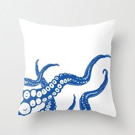 Anyone for calamari? Throw Pillow