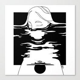 Ripple 15 Canvas Print