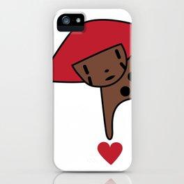 Yay-Yo Love Spirit iPhone Case