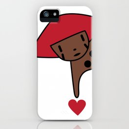 Yay-Yo Love Spirit iPhone Case
