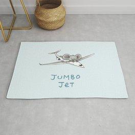 Jumbo Jet Rug