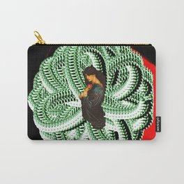 Pluto Rose In My Heart Carry-All Pouch