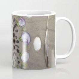 Nature mandala - 001 Coffee Mug