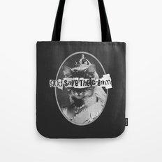 Never Mind The Furballs! Tote Bag