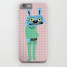 HIPSTER BUNNY iPhone 6s Slim Case