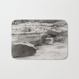 Its a rocky world Bath Mat