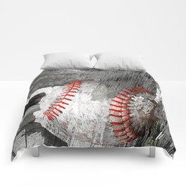 Baseball art vs 13 Comforters